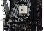 La plataforma AM4 de AMD para ZEN hace su debut en el CES 34