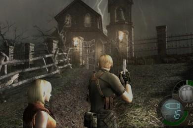 Liberan una demo de la última versión cancelada de Resident Evil 4