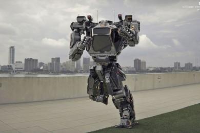 Hankook Mirae nos enseña cómo es el primer robot mecha real