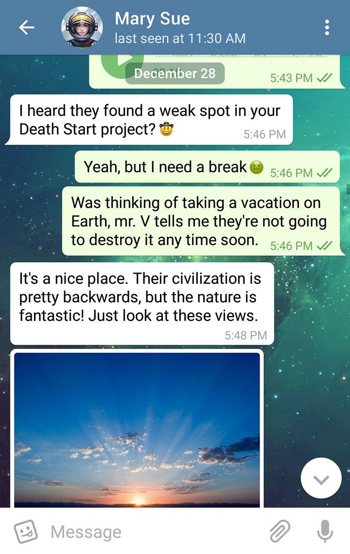 telegram-mensajes