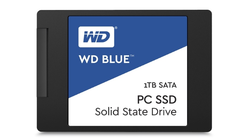 WD Blue SSD 1 TB, análisis 30