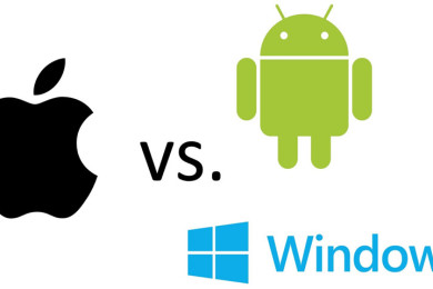 Windows caerá en 2017 al tercer puesto en venta de dispositivos
