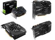 Nuevas MSI GTX 1070,1060 y 1050(Ti) AERO ITX, potencia compacta 32