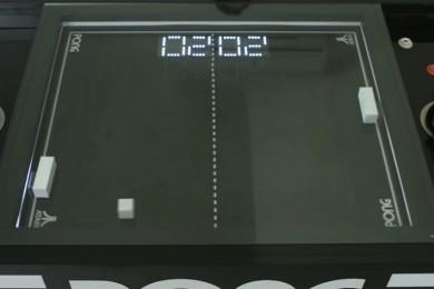 Atari Table Pong Project, un proyecto tan interesante como caro