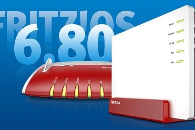 AVM confirma la actualización FRITZ!OS 6.80 para los routers FRITZ!Box