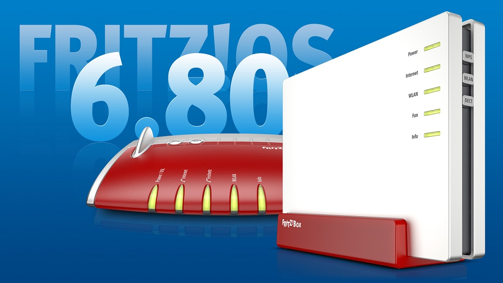 AVM confirma la actualización FRITZ!OS 6.80 para los routers FRITZ!Box 37
