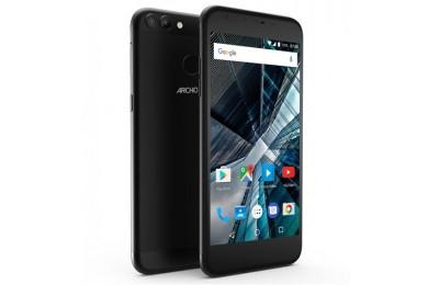 Archos presenta smartphones con doble cámara y precio contenido