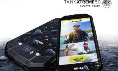 Blu Tank Xtreme 5.0, un smartphone muy resistente 30