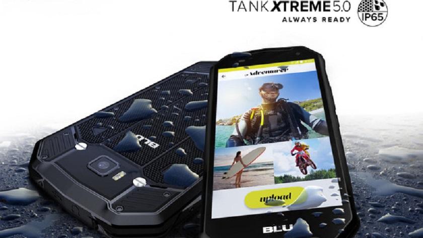 Blu Tank Xtreme 5.0, un smartphone muy resistente 27
