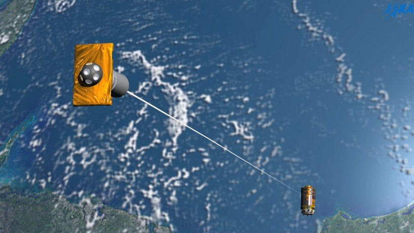 El limpiador de basura espacial japonés fracasa en su primera misión 30
