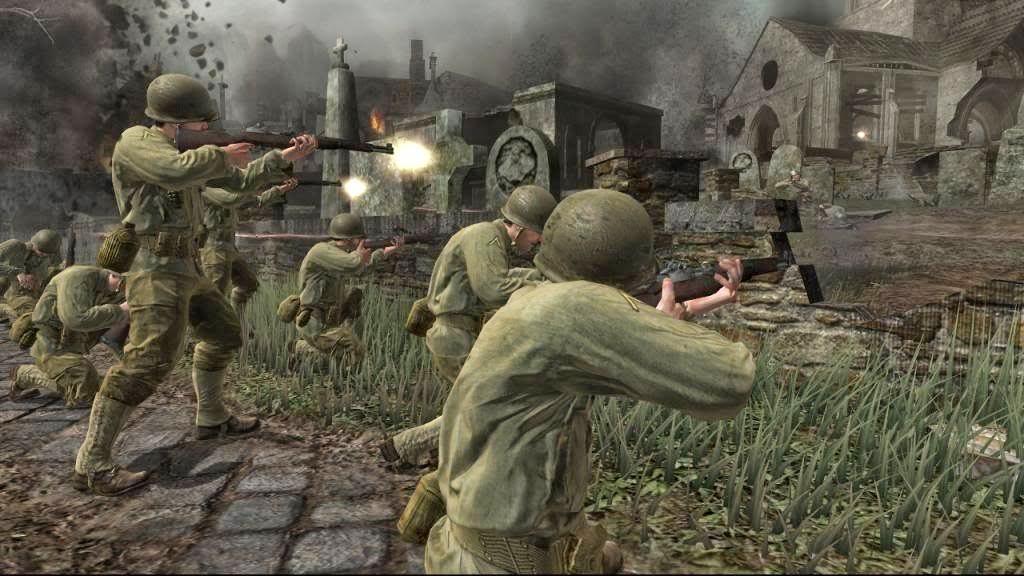 Call of Duty volverá a sus raíces con la entrega de este año 29