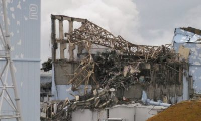 Alerta en la central de Fukushima por el incremento del nivel de radiación 31