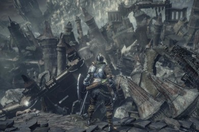 Nuevo vídeo con 4 minutos de juego real de Dark Souls 3 The Ringed City