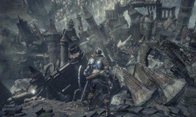 Nuevo vídeo con 4 minutos de juego real de Dark Souls 3 The Ringed City 48