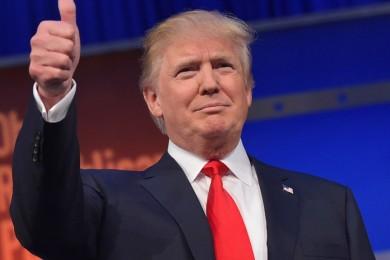 Trump utiliza un autodestructor de mensajes para evitar filtraciones