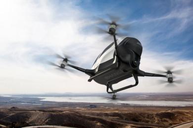 Dubái activará drones para pasajeros en julio
