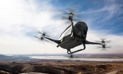 Dubái activará drones para pasajeros en julio 96