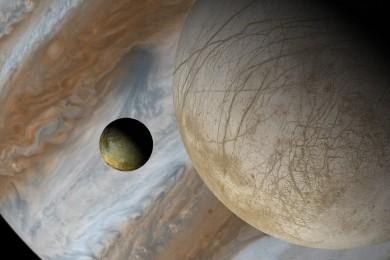 La NASA quiere enviar un detector de vida a Europa