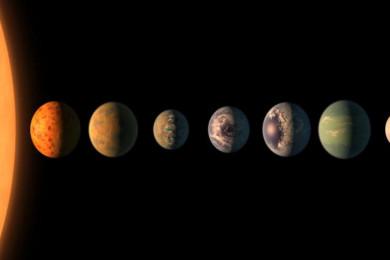 Anuncian el grupo de exoplanetas más importante de la historia