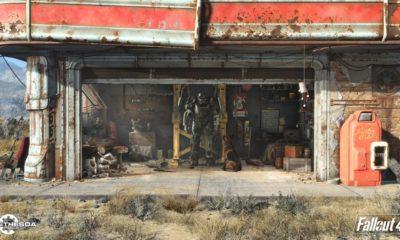 Fallout 4 no mejora prácticamente nada con el nuevo pack de texturas 60
