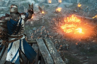 For Honor, comparativa de lo último de Ubisoft en PC, Xbox One y PS4