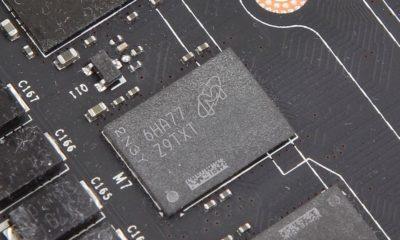 Micron prepara el camino para el lanzamiento de la memoria GDDR6 89