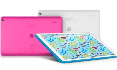 SPC renueva su línea de tablets económicas con las nuevas GLOW 10.1 92