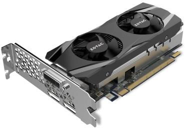 ZOTAC presenta nuevas GTX 1050 y GTX 1050 TI de perfil bajo