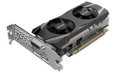 ZOTAC presenta nuevas GTX 1050 y GTX 1050 TI de perfil bajo 132
