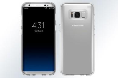 Filtradas las especificaciones del Galaxy S8+
