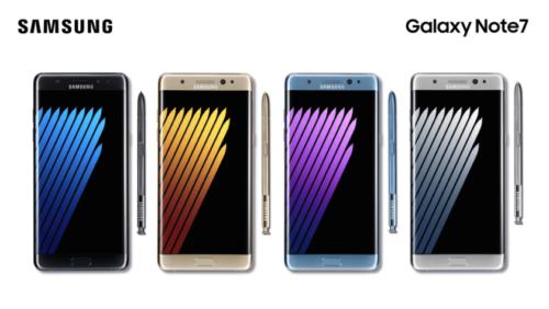 El Note 7 provoca el desplome de la reputación de Samsung