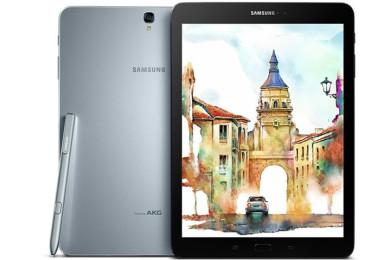 Samsung presenta el tablet Galaxy Tab S3