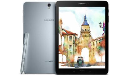 Samsung presenta el tablet Galaxy Tab S3 103