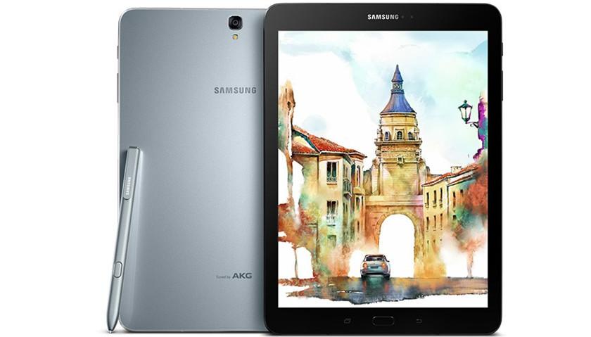 Samsung presenta el tablet Galaxy Tab S3 29