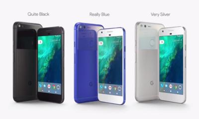 Google pide ayuda para diseñar sus próximos smartphones Pixel 54