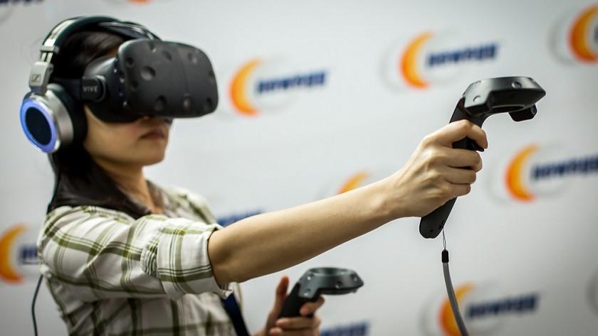 HTC prepara un kit de realidad virtual para smartphones