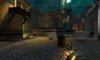 ¿Cómo es Half Life 2 en calidad ultra baja? Un Minecraft 63