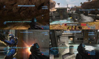 Halo recuperará el multijugador local a pantalla partida 43