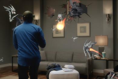 Microsoft acelera el desarrollo de HoloLens V3, pasará de la V2