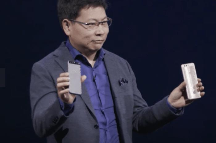 Huawei presenta en Barcelona los P10 y P10 Plus