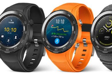 Aparece el Huawei Watch 2 con tarjeta SIM