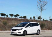 Opel Zafira 2017, el lenguaje del aire 93