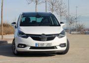 Opel Zafira 2017, el lenguaje del aire 99