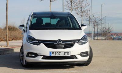 Opel Zafira 2017, el lenguaje del aire 30