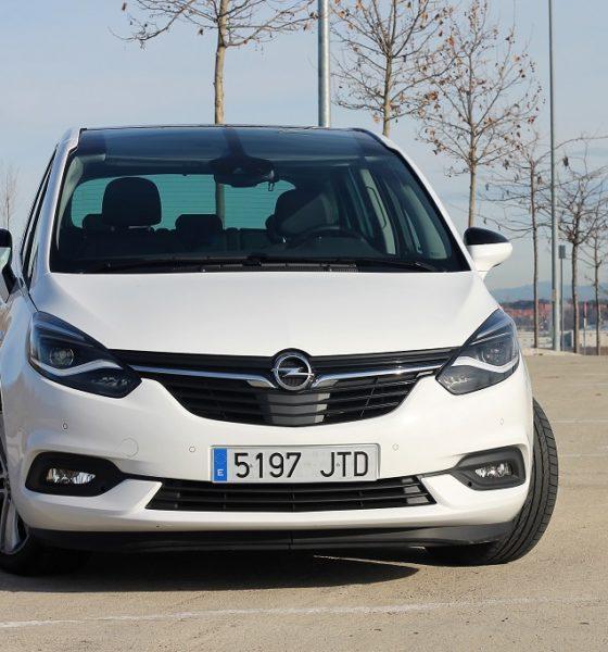 Opel Zafira 2017, el lenguaje del aire 33