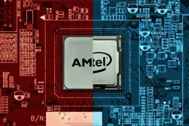 Primer procesador Intel con gráficos Radeon de AMD en 2017