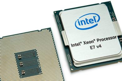 Intel presenta el Xeon E7-8894 v4, el micro más potente y caro de la historia