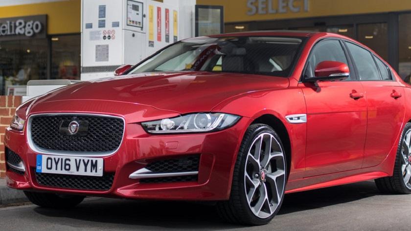 Pagar el combustible con tu coche, lo último de Jaguar 36