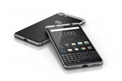 KEYone, así es lo nuevo de BlackBerry que rescata el teclado físico