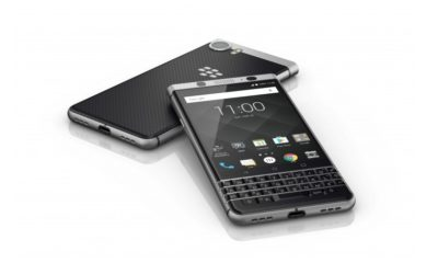KEYone, así es lo nuevo de BlackBerry que rescata el teclado físico 111